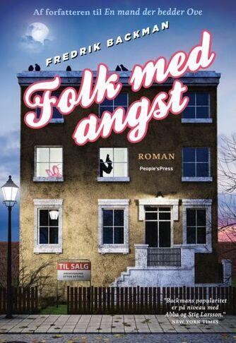 Fredrik Backman: Folk med angst : roman